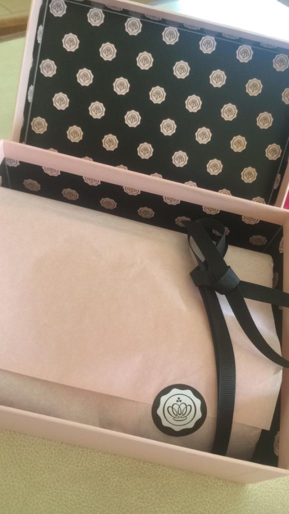 Glossy box 1